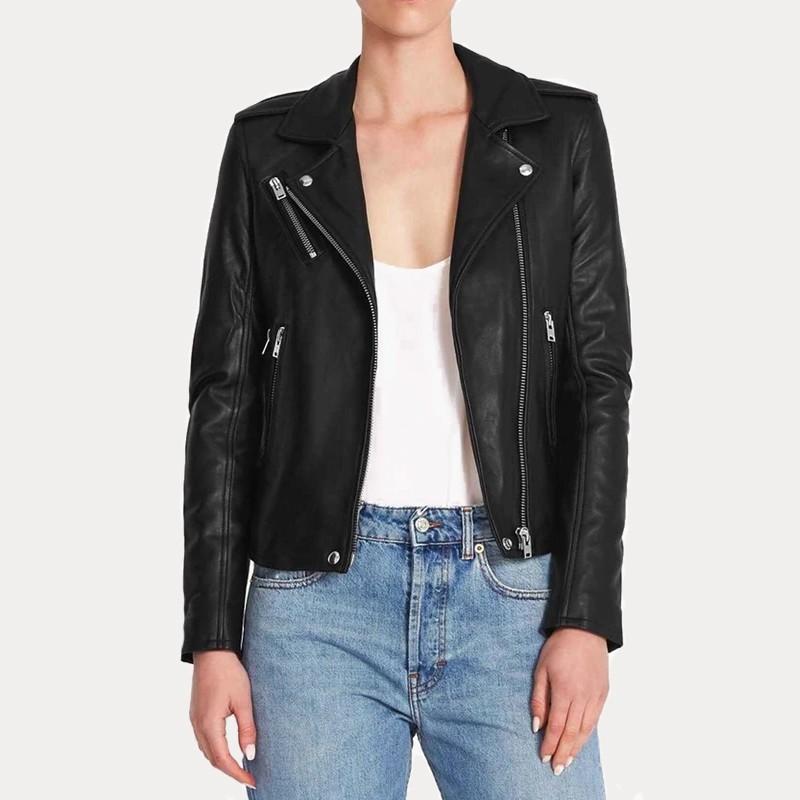 Rave Black Women Jacket